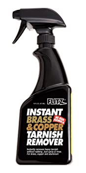 Flitz Brass and Copper Powerful Organic Formula