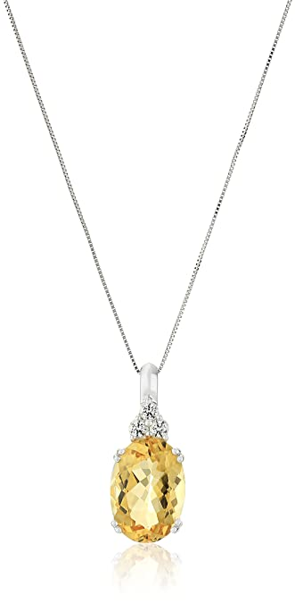 White Gold Musical Pendant Necklace - Just For You London nDOgV