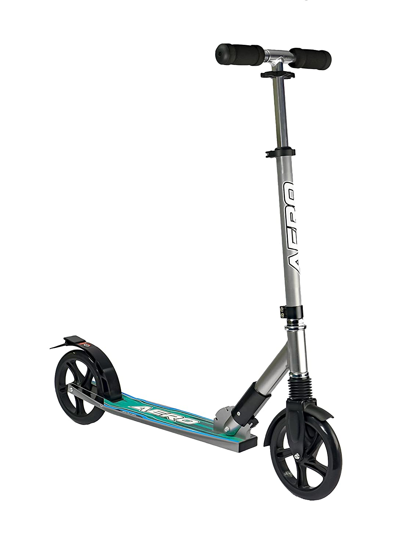 Web oficial Ozbozz Torq Aero Aero Aero - Patinete para Bicicleta, Color Negro  calidad oficial