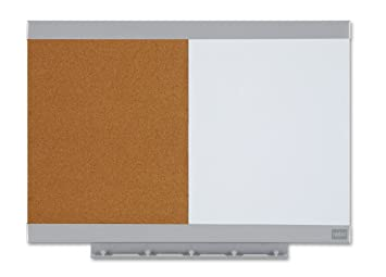 Nobo Ecoboard Kombitafel Whiteboard/Pinnwand Kork (585 X 432 Mm) Images