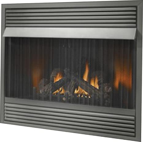 Amazon Com Gvf42 1p 42 Vent Free Liquid Propane Fireplace With 30