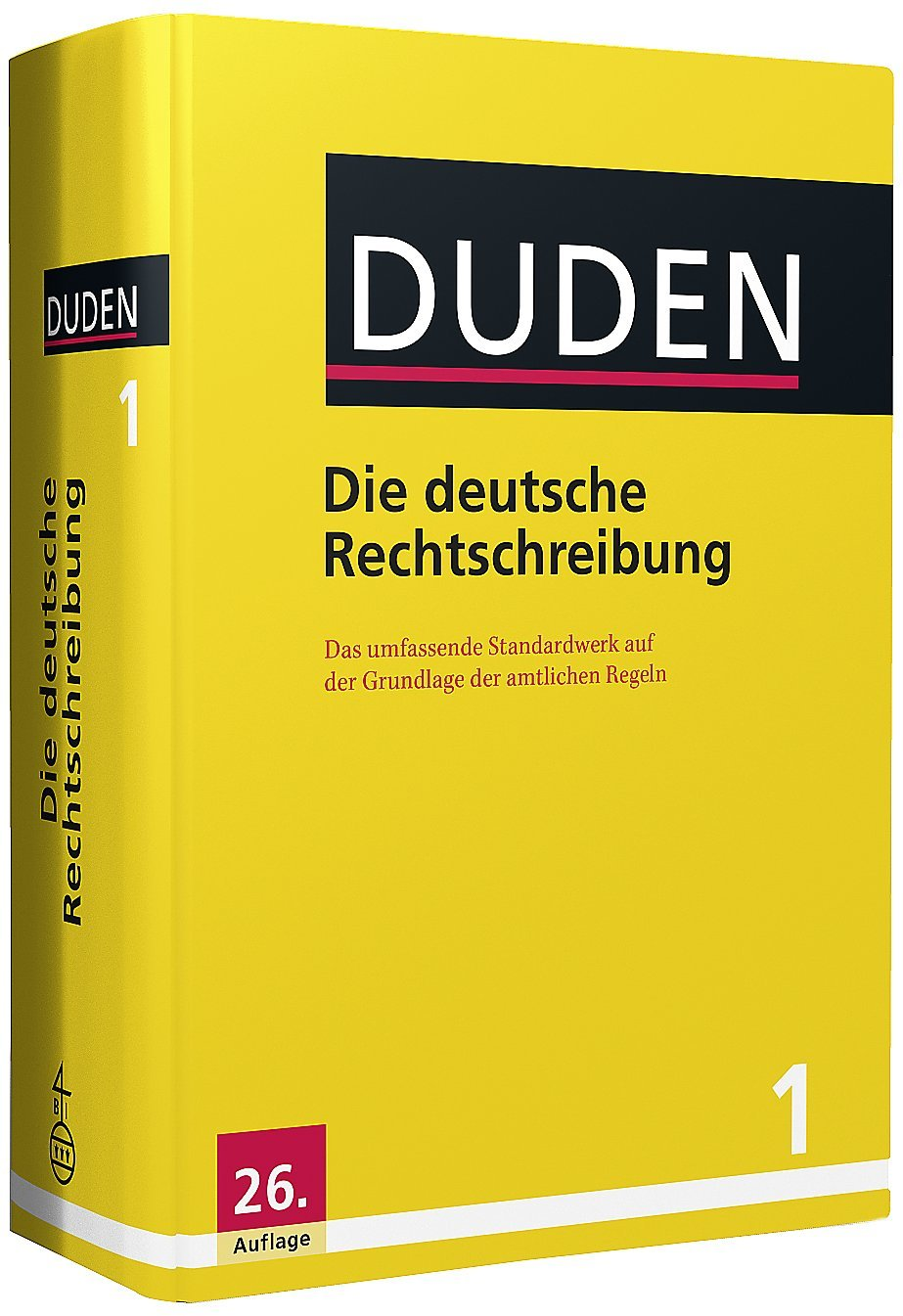 Tür duden  Duden 01. Die deutsche Rechtschreibung: Das umfassende ...