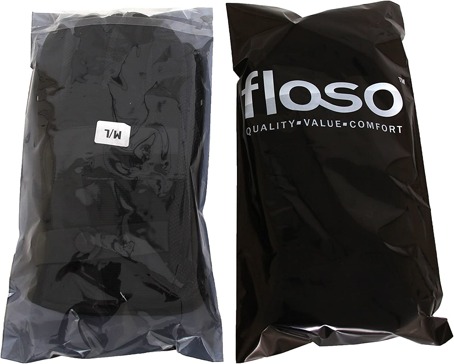 FLOSO/® Mens Thermal All Action Winter//Ski Gloves With Palm Grip