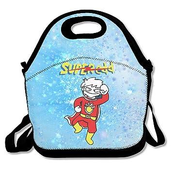 Multifunctional Lunch Bag, Cute Eddsworld Super Edd Lunch