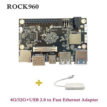 Libre Computer Board ROC-RK3328-CC /(Renegade/) Mini