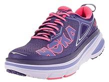 Hoka One Bondi Fabric Cross Trainer Shoe