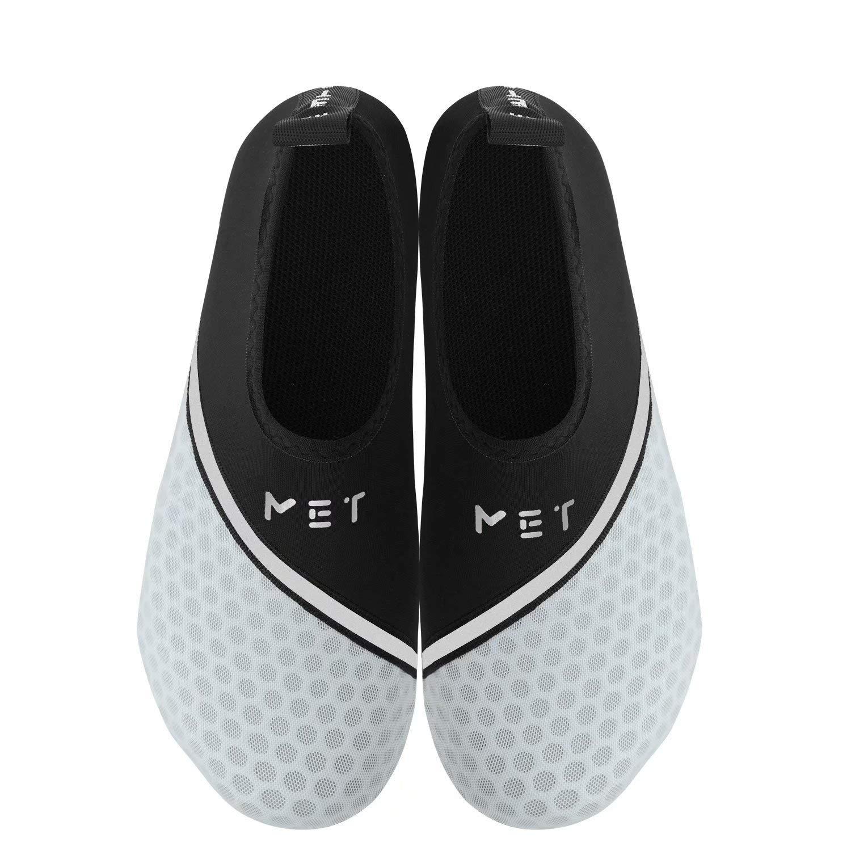 Torotto Womens-Mens-Water-Shoes Barefoot Quick-Dry Swimming-Aqua-Socks for Beach Yoga Surf Pool