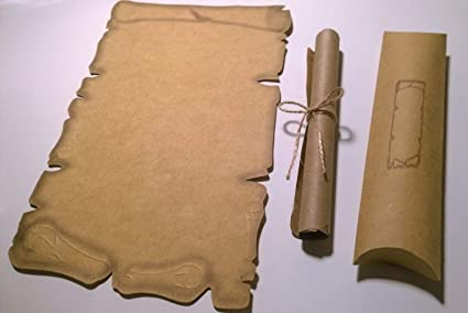 100 rollos de papel con letras, 100 cajas para cojines ...