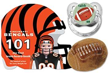 e26be87c Amazon.com: Cincinnati Bengals Baby Gift Set: Baby