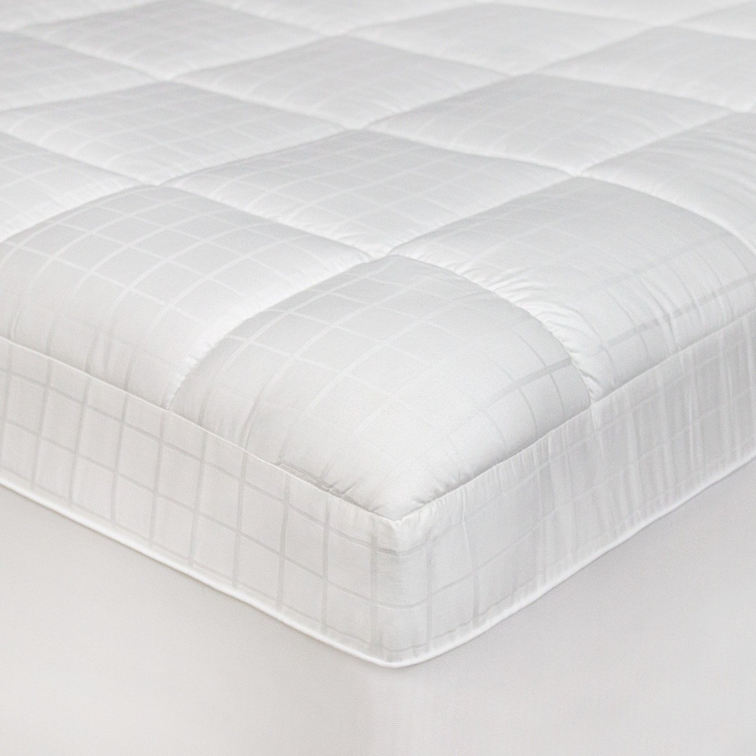 SwissLux Antimicrobial Mattress Pad King by Swiss Lux (Image #2)