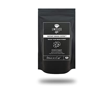 Limitless Life Instant Genius Coffeetm Nootropic Infused Instant