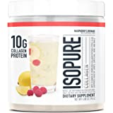 Isopure Multi Collagen Peptides Protein Powder, Vitamin C for Immune Support, Type 1, 2 & 3, Keto Friendly, Recovery Support,