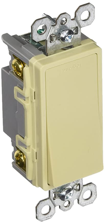 legrand pass seymour tm874i pass and seymour tm874 i decora switch rh amazon com Le Grand Electric Switches PS Light Switches