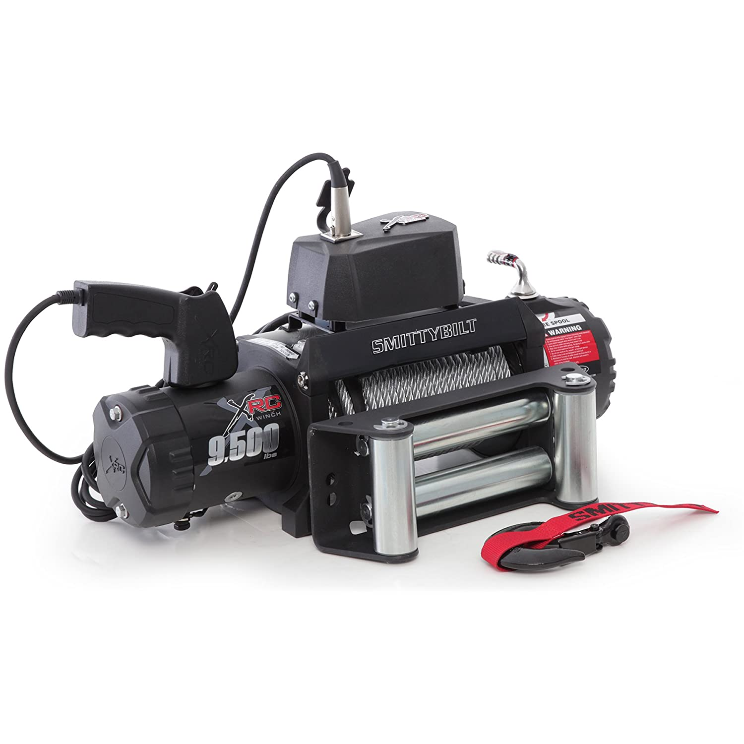 Amazon.com: Smittybilt 97495 XRC Winch - 9500 lb. Load Capacity: Smittybilt  Products: Automotive