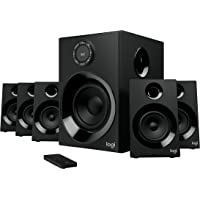 Deals on Logitech Z606 6-Speaker 5.1 Surround Sound with Bluetooth