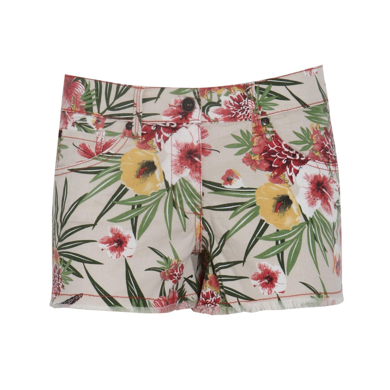 Berenice Women's The Hawaian Shorts in Size XS White
