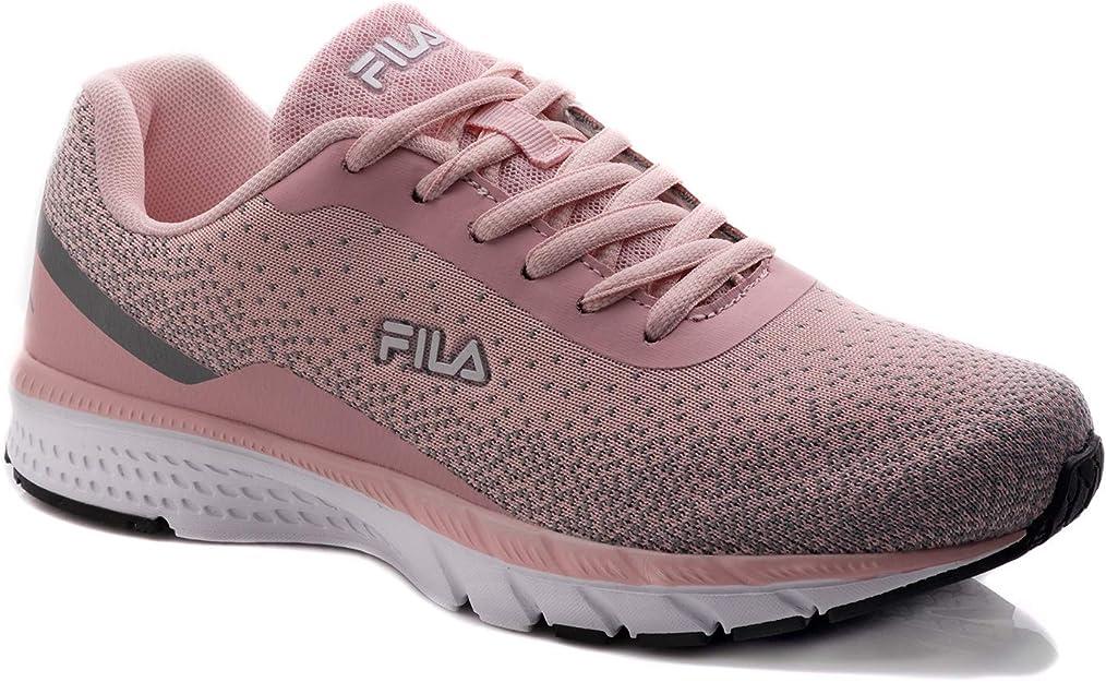 Fila Laguna - Zapatillas de Running para Mujer, Color Rosa, Talla ...