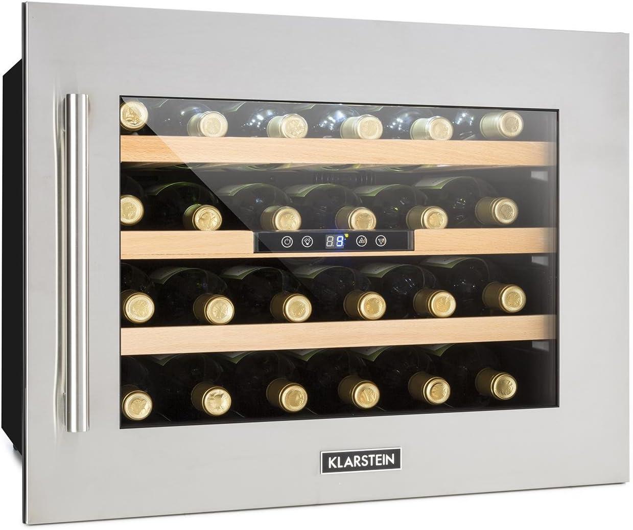 KLARSTEIN Vinsider 24D Cave à vin 24 Bouteilles