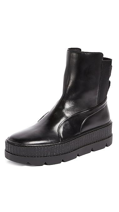 official photos 21f76 76961 Amazon.com   PUMA Select Men's Chelsea Sneaker Boots, Puma ...
