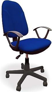 ws design Sedia Ufficio scrivania Torino Ruote Tessuto Studio Colore ...