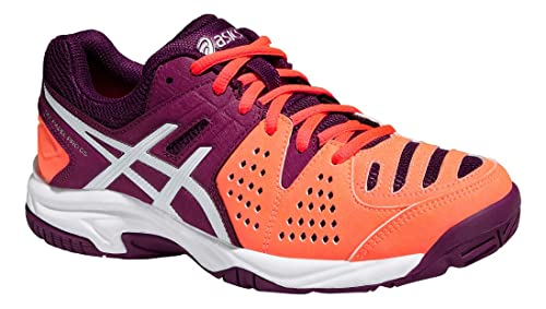 Asics Tenis Gel-Padel Pro 3 Gs Coral / White 38 Junior: Amazon.es: Deportes y aire libre