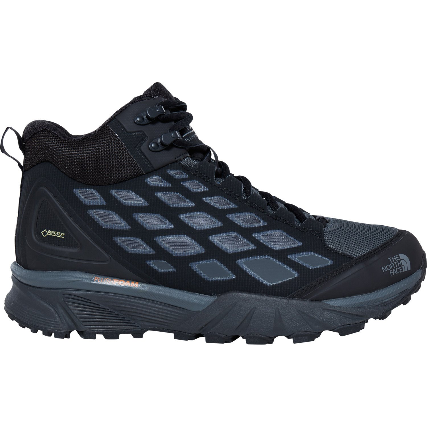26a2344a3 North Face Endurus Leaves Mid GTX Walking Boots Siyah Size: 40.5 EU ...
