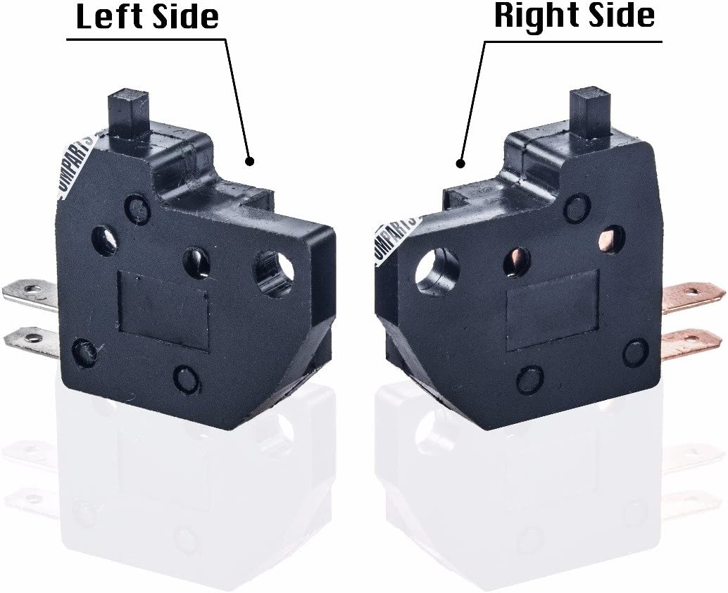 sw01 PC-800 PC 800 UMPARTS Front under lever brake Light Stop LH RH Switch for Honda PC800 1989-1998 Pacific Coast 800