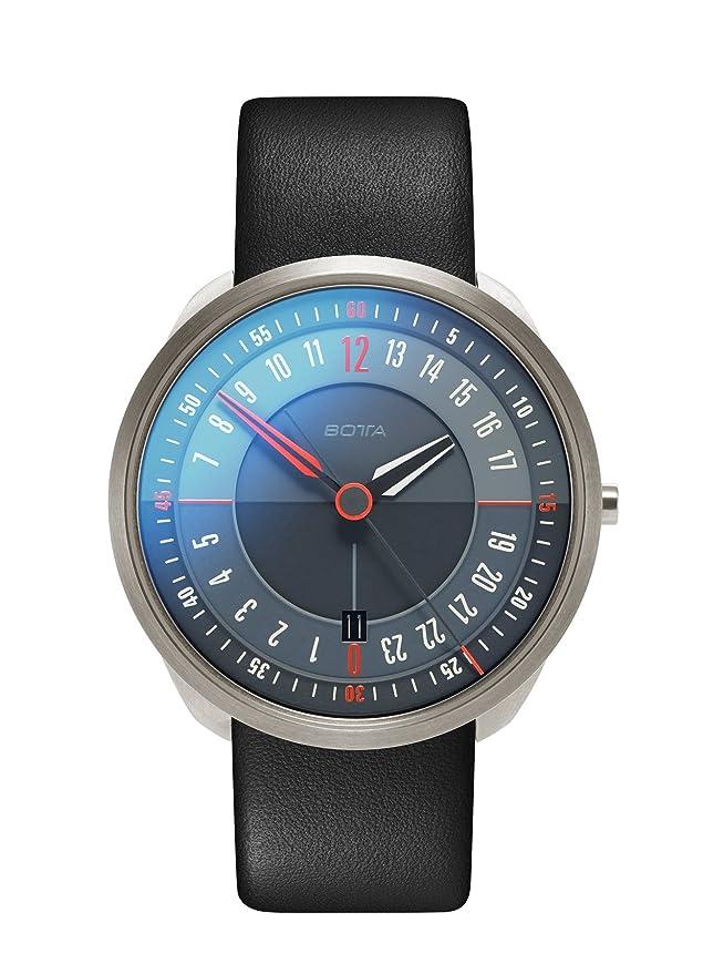 Reloj con esfera 24 horas