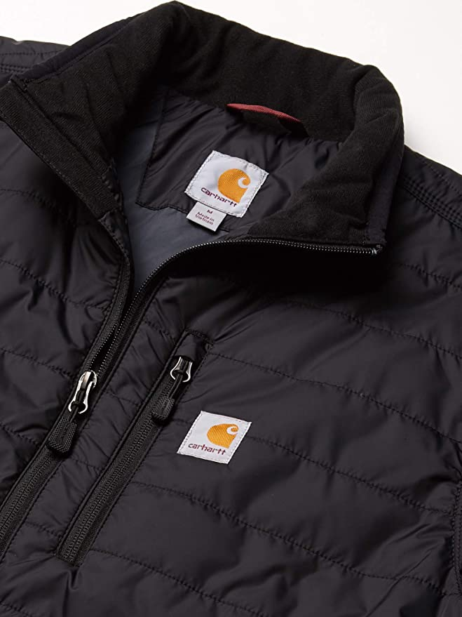 Carhartt Gilliam jacket Rain defender Men's black Size XLarge Free Ship New WTag