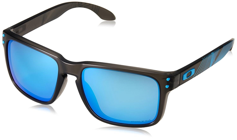 1e763ca783f2 Amazon.com: Oakley Men's Holbrook (A) Polarized Sunglasses,Grey: Clothing