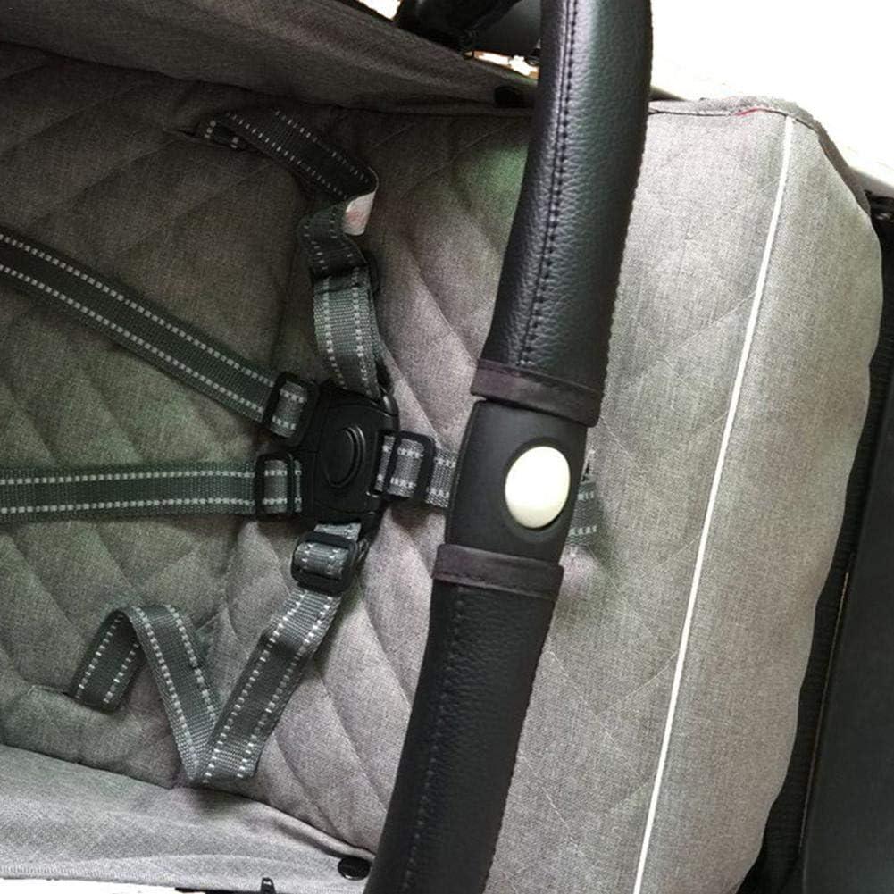 Dadahuam 4 Teile//paket kinderwagen armlehne holster abdeckung universal zubeh/ör astounding