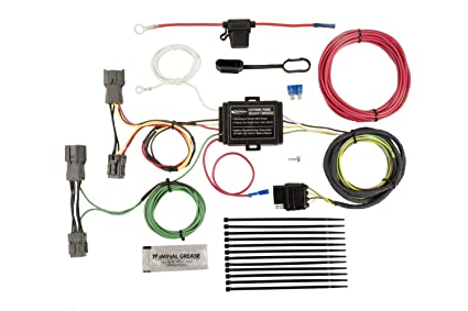 71JooCOjo8L._SX425_ amazon com hopkins 43975 plug in simple vehicle to trailer wiring
