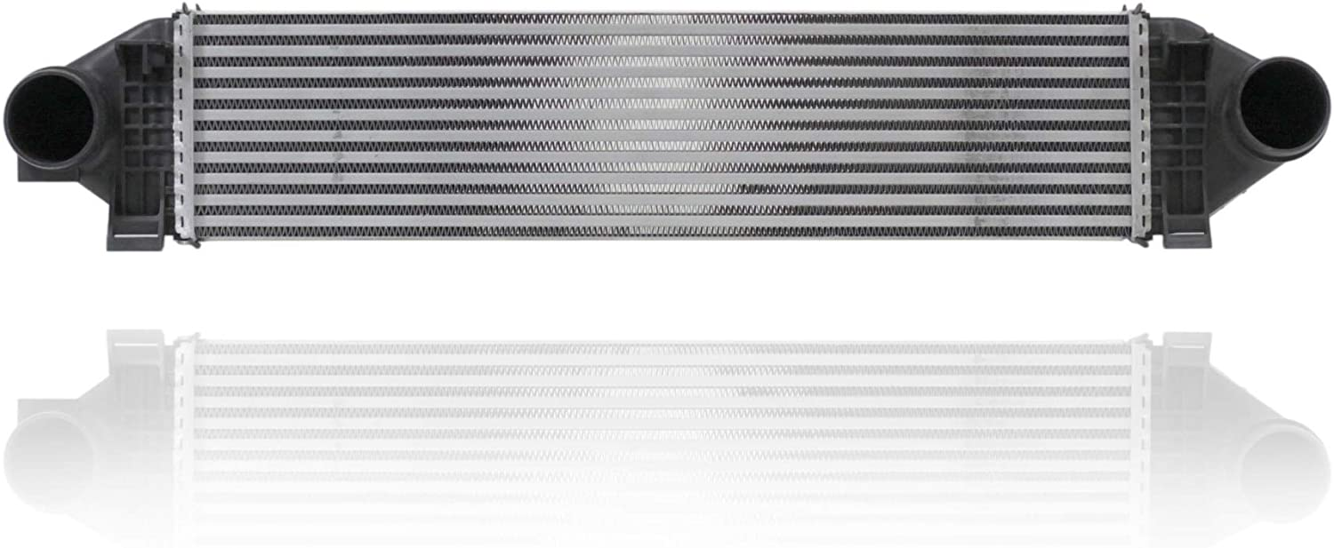 PACIFIC BEST INC For//Fit 12-14 Ford Focus-Hatchback 13-16 Escape 2.0L Turbo 15-18 Focus ST Intercooler CV6Z6K775A