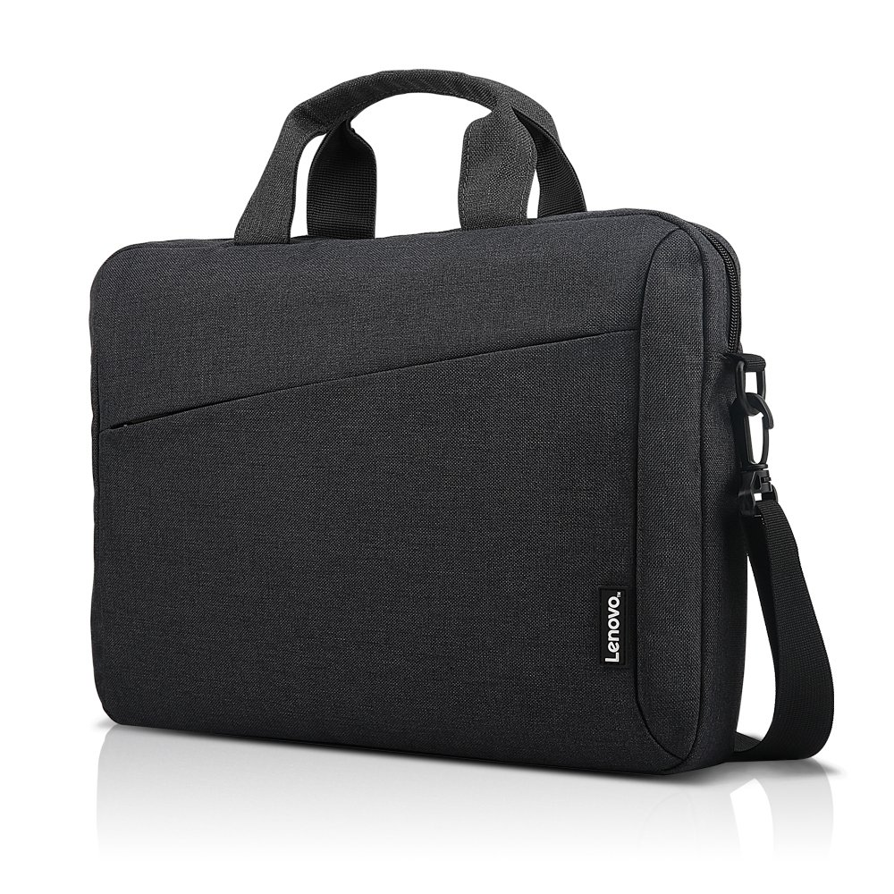 Lenovo Laptop Shoulder Bag T210, 15.6-Inch Laptop or Tablet, Sleek, Durable and Water-Repellent Fabric, Lightweight…