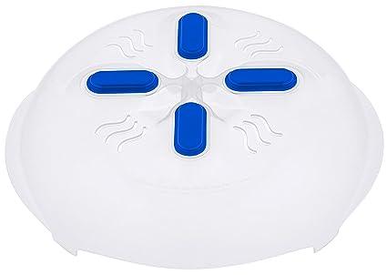 Amazon.com: Cubierta de placa de microondas con función ...