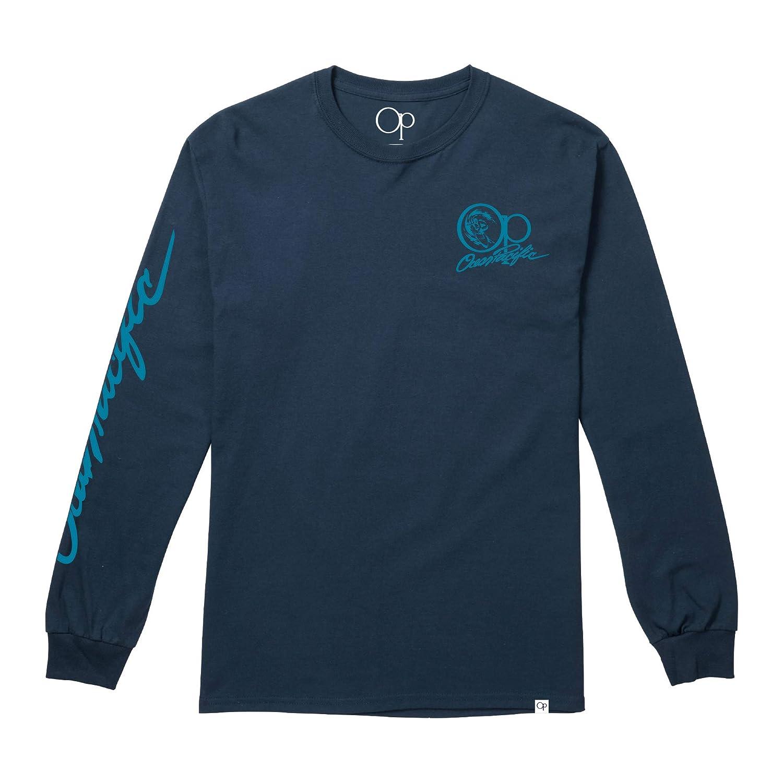 Ocean Pacific Full Op Long Sleeve T-Shirt Maglia a Maniche Lunghe Uomo