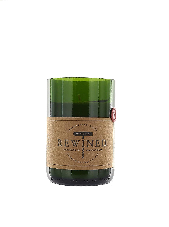 Rewined - RW104 - Kerze - Merlot - Duftkerze - Sojawachs - recycelte Weinflasche