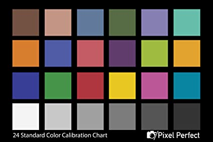 Amazon.com: Pixel Perfect - Tarjetas correctoras de color ...