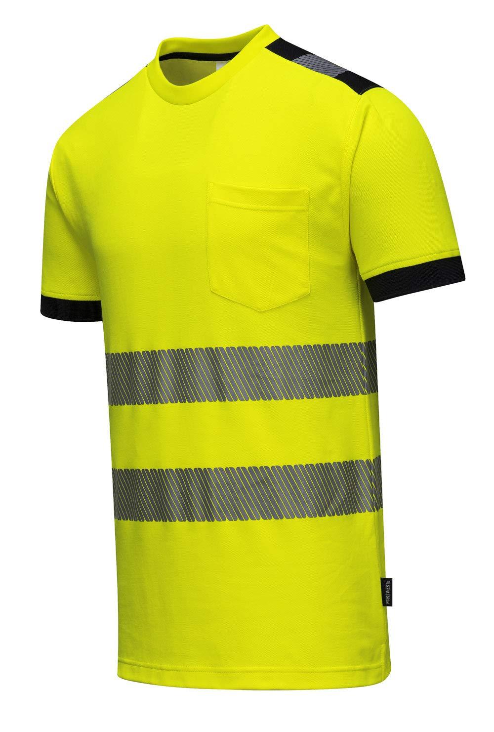 Portwest T181orrxxl Vision T-shirt haute visibilit/é Orange 2/x L