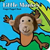 Little Monkey: Finger Puppet Book (Little Finger Puppet Board Books)