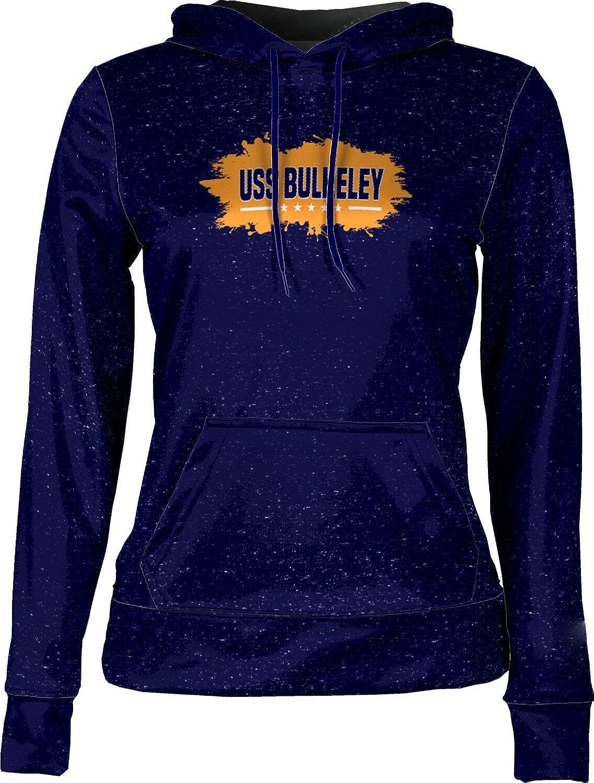 ProSphere Women's USS Bulkeley Military Heather Pullover Hoodie