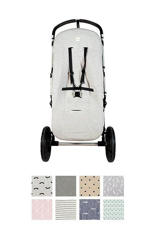 Fundas BCN® - F05/0393 - Funda para silla de paseo Bugaboo Cameléon ® 2 – Kodak Stripes