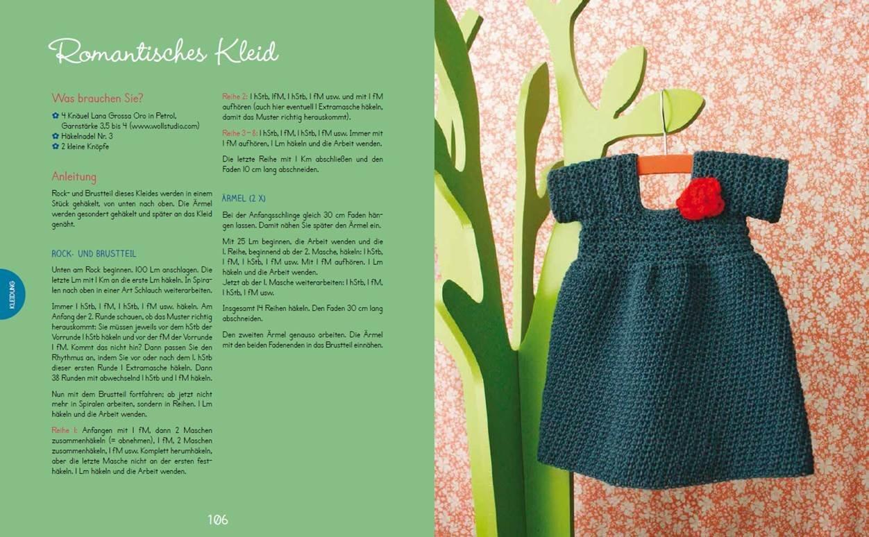 Colorful Frei Häkelarbeitkleid Muster Für Kleine Mädchen Ensign ...