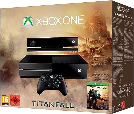 Xbox One - Consola + Titanfall: Amazon.es: Videojuegos