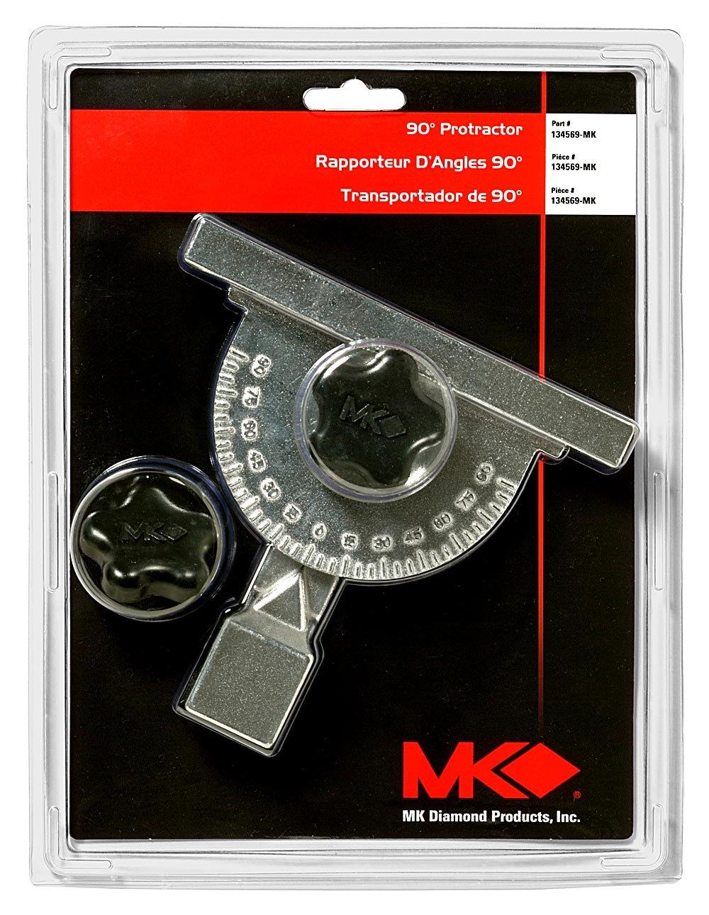 MK Diamond 134569-MK 90 Degree Protractor by MK Diamond