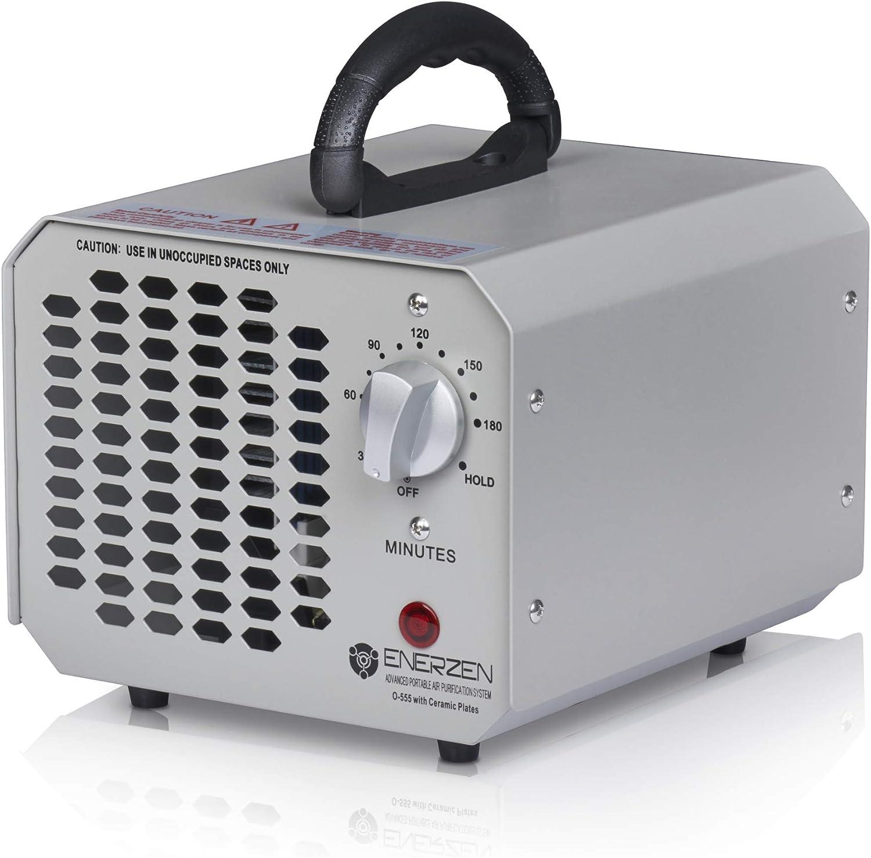Enerzen Generador de ozono Comercial Industrial O3 Purificador de ...