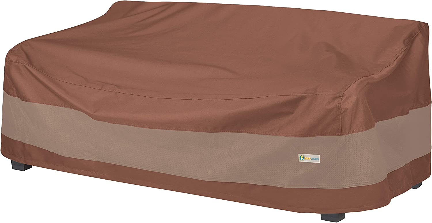 Duck Covers Ultimate Patio Sofa Cover, 87-Inch