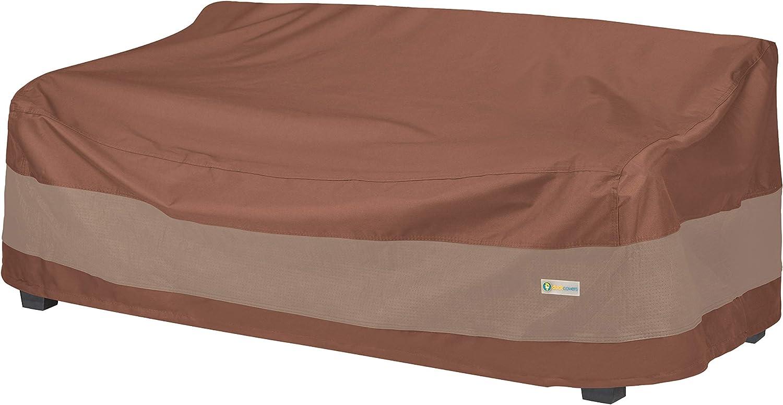 Duck Covers Ultimate Waterproof 79 Inch Patio Sofa Cover : Garden & Outdoor