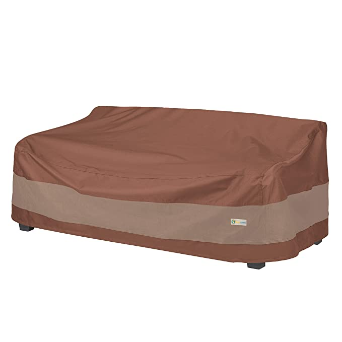 Duck Covers Ultimate Patio Sofa Cover – The Furniture Cover with Comfortable Dimensions