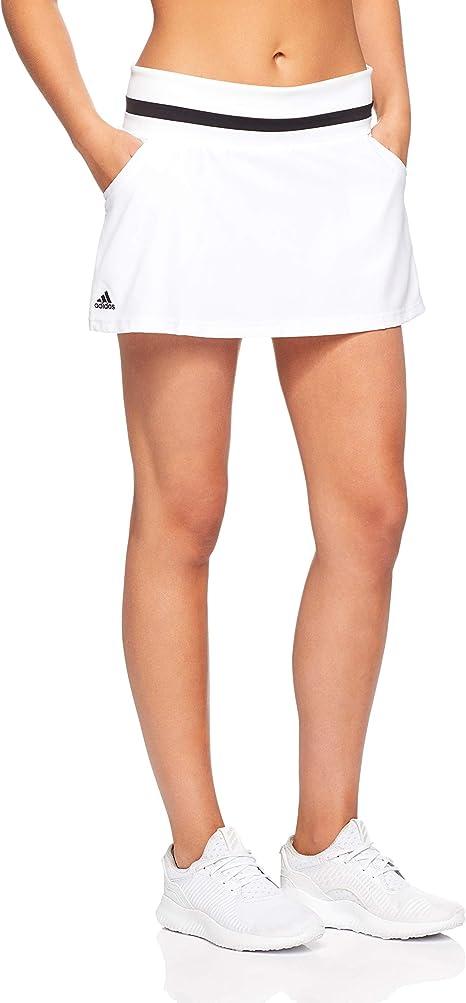 adidas Damen Club Rock: : Bekleidung